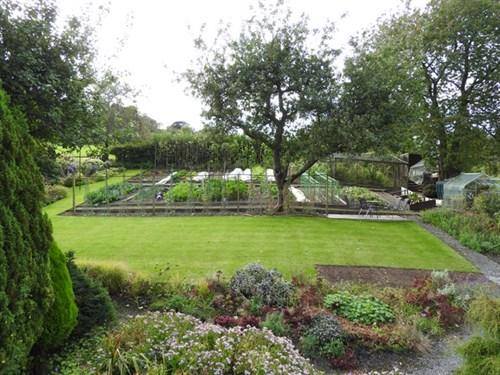 Cilgwyn Lodge - The fifth season in gardening